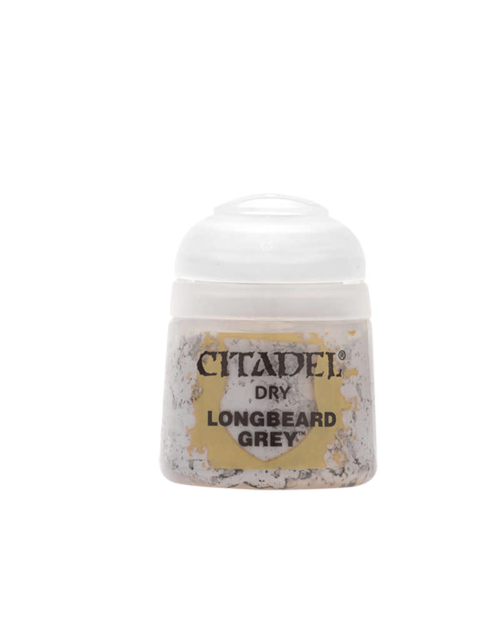 Citadel Dry Paint: Longbeard Grey
