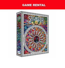 Floodgate Games (RENT) Sagrada for a Day. Love It! Buy It!