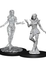 Wizkids Pathfinder Deep Cuts Unpainted Miniatures: Nymph & Dryad