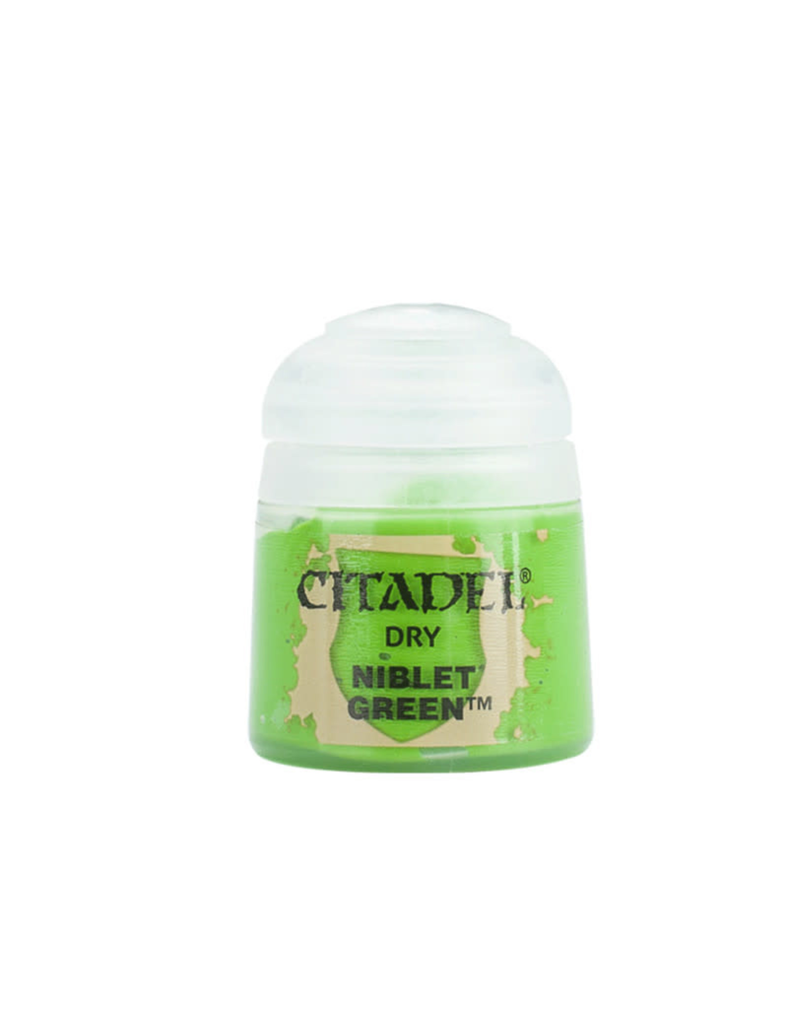 Citadel Dry Paint: Niblet Green