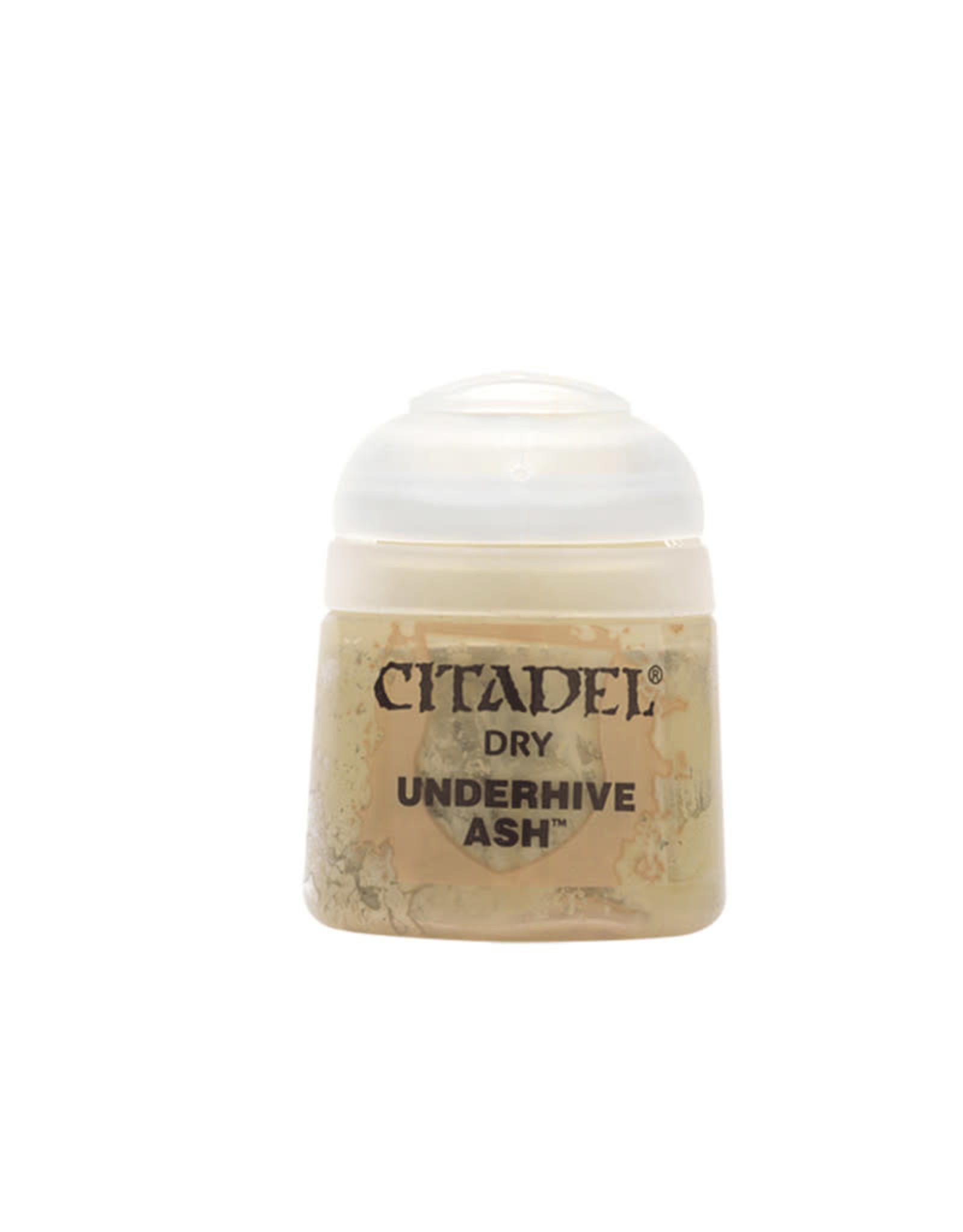 Citadel Dry Paint: Underhive Ash