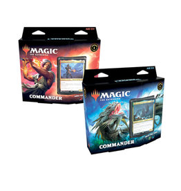 Wizards of the Coast MTG Commander Legends Decks -  Set of 2