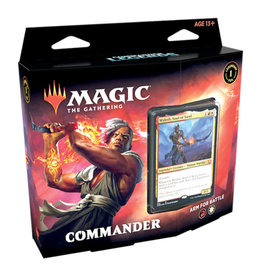 Wizards of the Coast MTG Commander Legends Arm for Battle Commander Deck