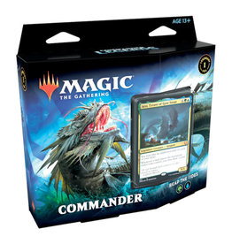 Wizards of the Coast MTG Commander Legends Reap the Tides Commander Deck
