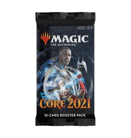 Wizards of the Coast MTG Core 2021 Draft Booster