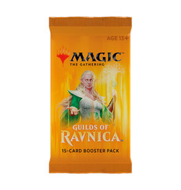 Wizards of the Coast MTG Guilds of Ravnica Draft Booster
