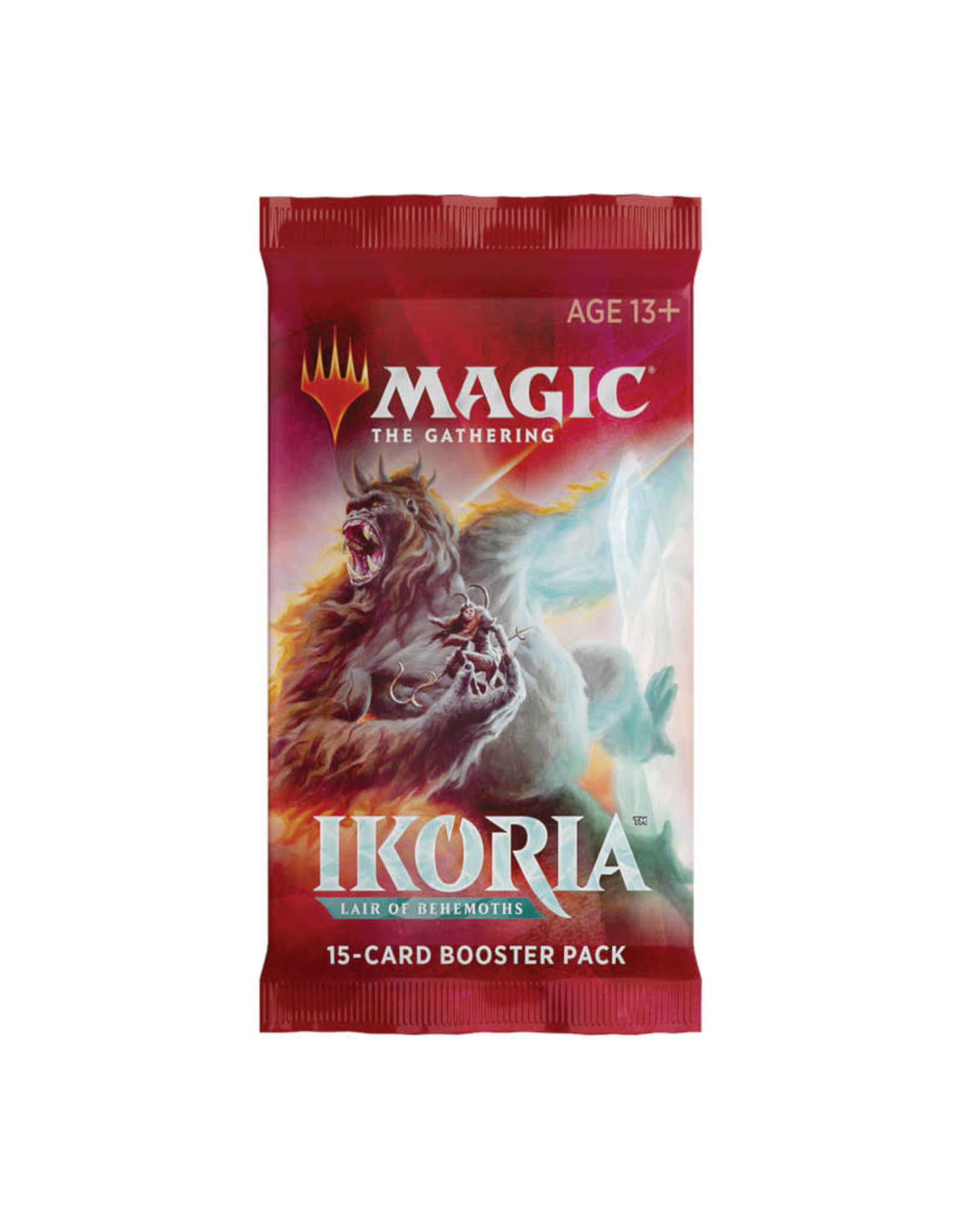 Wizards of the Coast MTG Ikoria Lair of Behemoths Draft Booster Pack