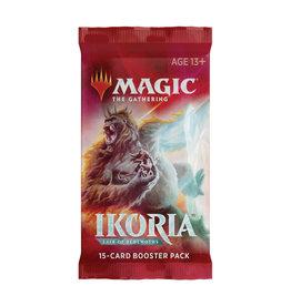 Wizards of the Coast MTG Ikoria Lair of Behemoths Draft Booster