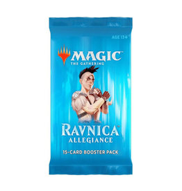 Wizards of the Coast MTG Ravnica Allegiance Draft Booster
