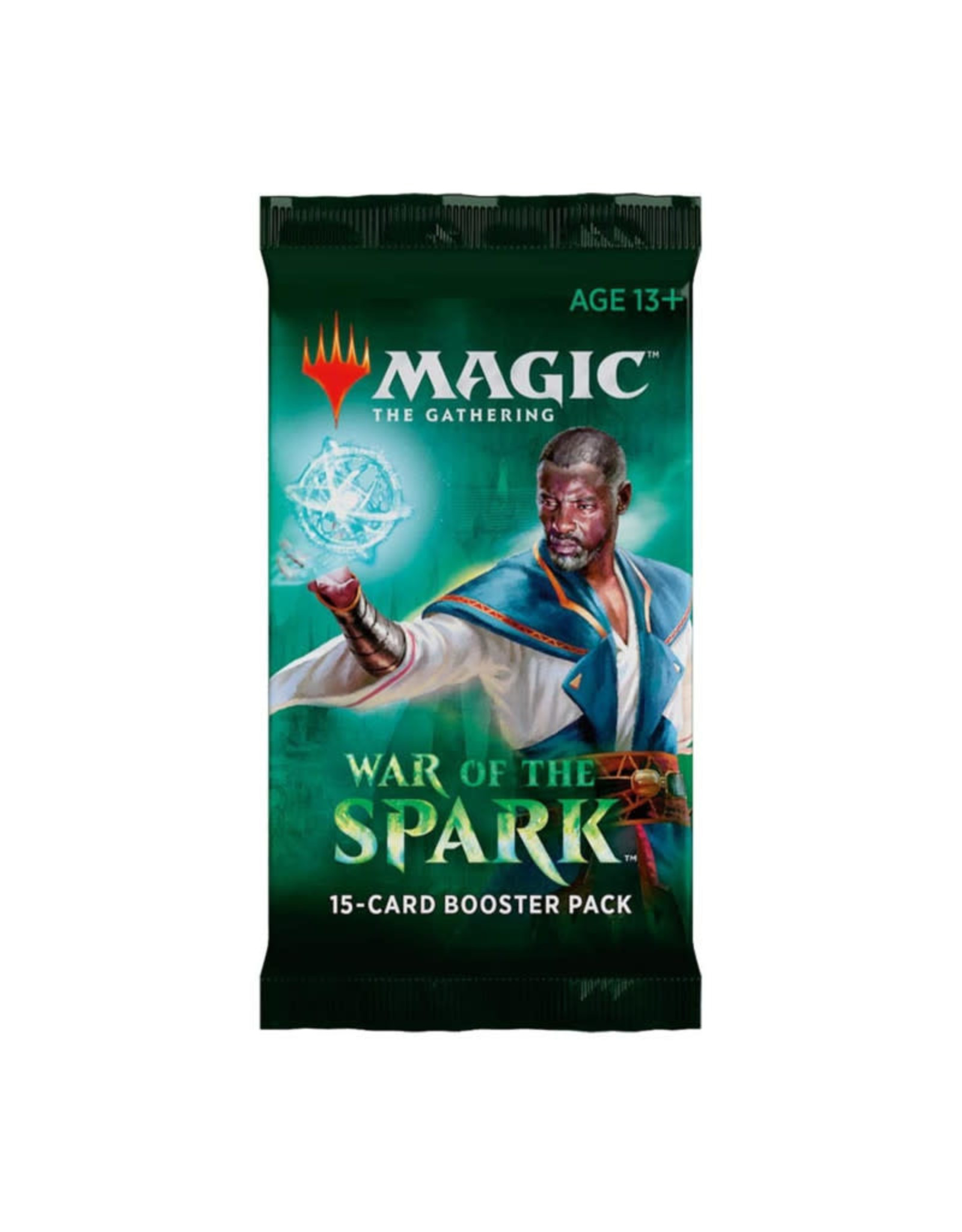 Wizards of the Coast MTG War of the Spark Draft Booster Pack