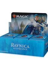 Wizards of the Coast MTG Ravnica Allegiance Draft Booster Box (36)