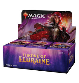 Wizards of the Coast MTG Throne of Eldraine Draft Booster Box (36)