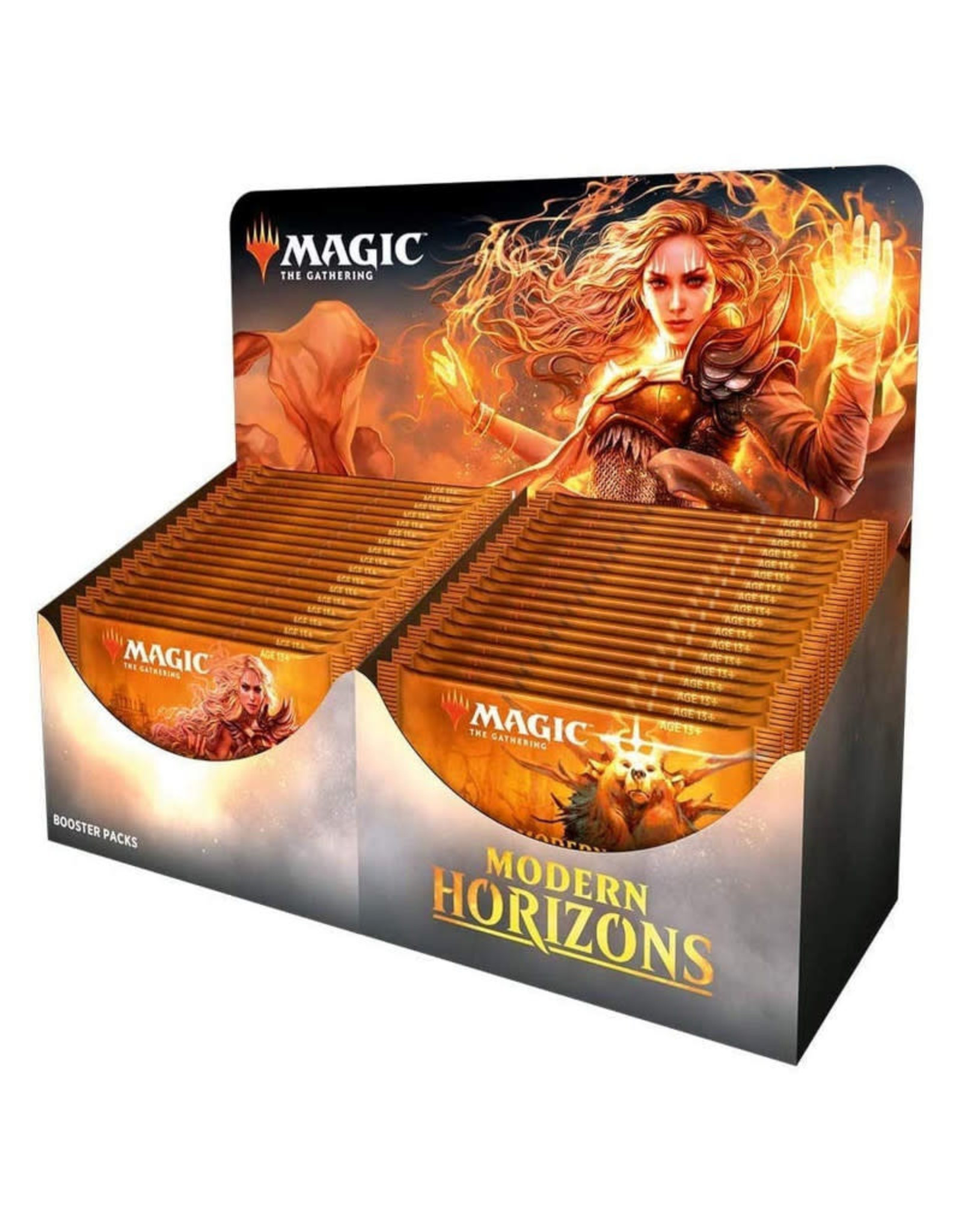 Wizards of the Coast MTG Modern Horizons Draft Booster Box (36)