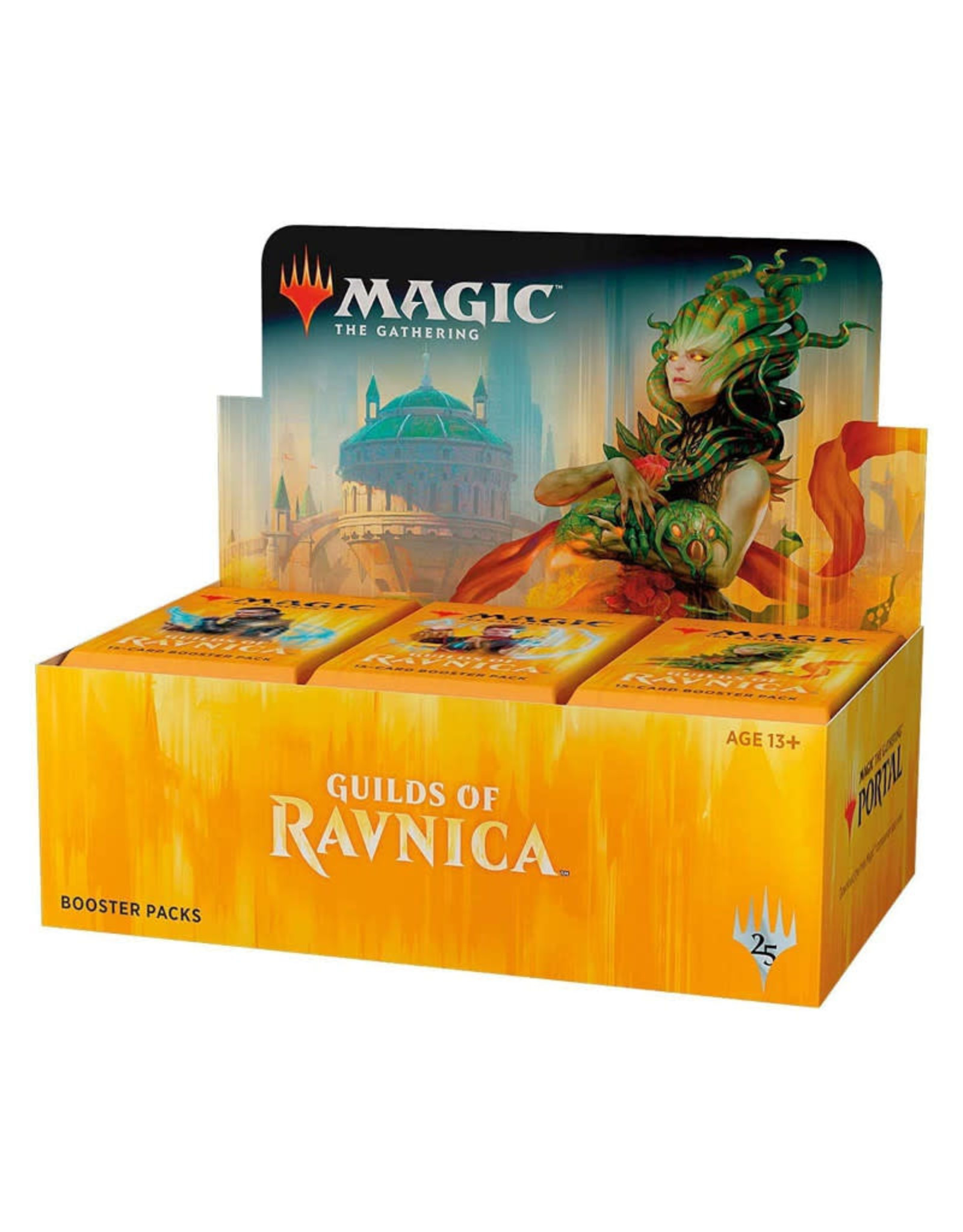 Wizards of the Coast MTG Guilds of Ravnica Draft Booster Box (36)