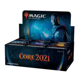 Wizards of the Coast MTG Core 2021 Draft Booster Box (36)