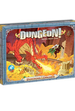 Wizards of the Coast D&D Dungeon! Fantasy Board Game