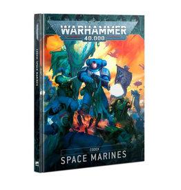 Games Workshop Warhammer 40K Codex Space Marines