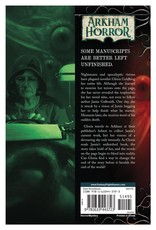 Arkham Horror Novella Dark Revelations