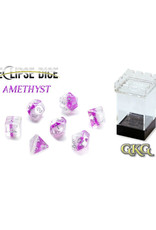 Gate Keeper Games Gatekeeper Dice Set: Amethyst (7)