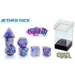 Gate Keeper Games Gatekeeper Dice Set: Galaxy (7)