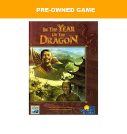 Rio Grande Games (Pre-Owned Game) In the Year Of The Dragon
