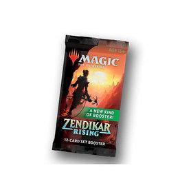 Wizards of the Coast MTG Zendikar Rising Set Booster