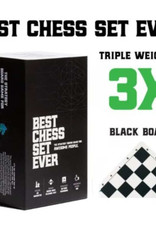 Miscellaneous Chess: Best Chess Set Ever (Green Board)
