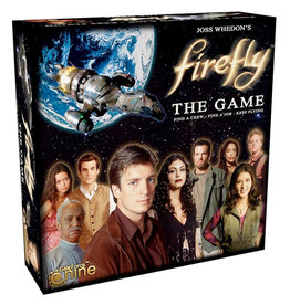 Gale Force 9 Firefly The Game
