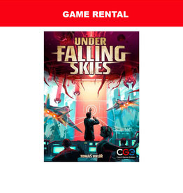 Czech Games Edition (RENT) Under Falling Skies For a Day. Love It! Buy It!