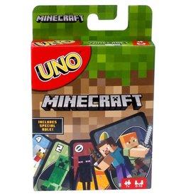 Mattel UNO Minecraft