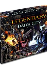 Upper Deck Legendary DBG Dark City Expansion