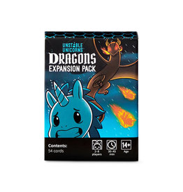 TeeTurtle Unstable Unicorns Dragons Expansion