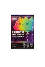 TeeTurtle Unstable Unicorns Rainbow Apocalypse Expansion