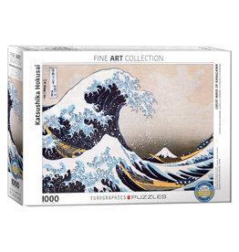Eurographics Great Wave of Kanagawa Puzzle 1000 PCS