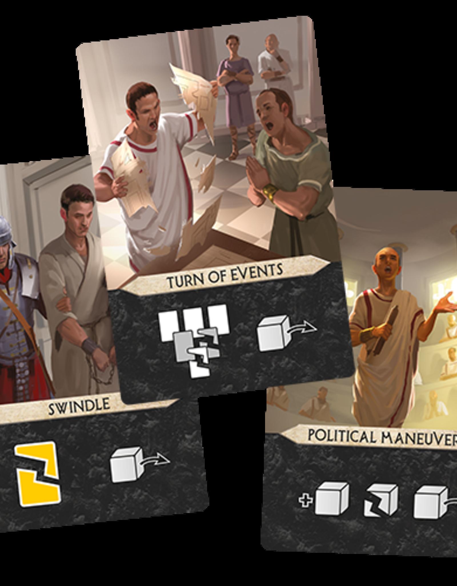 7 Wonders Duel Agora Expansion