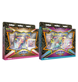 Pokemon -Sold Out- Pokemon Shining Fates Premium Collection Shiny Crobat -or- Shiny Dragapult (Pre-Orderst)