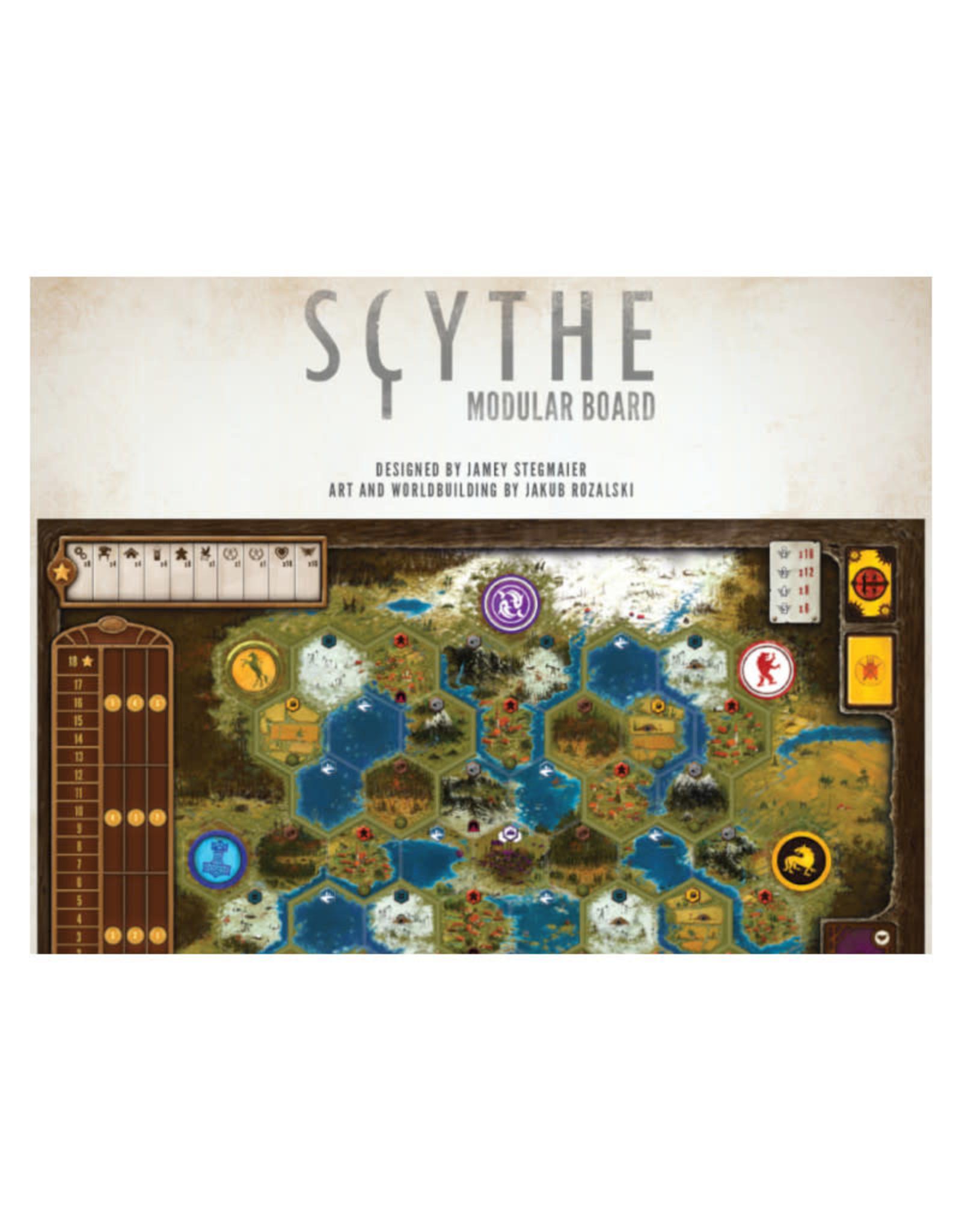 Stonemaier Games Scythe Modular Board Expansion
