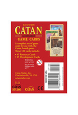 Catan Studios Catan Replacement Cards