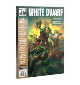 Games Workshop White Dwarf Monthly Issue 458 Nov 2020