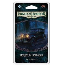 Arkham Horror LCG Horror in High Gear