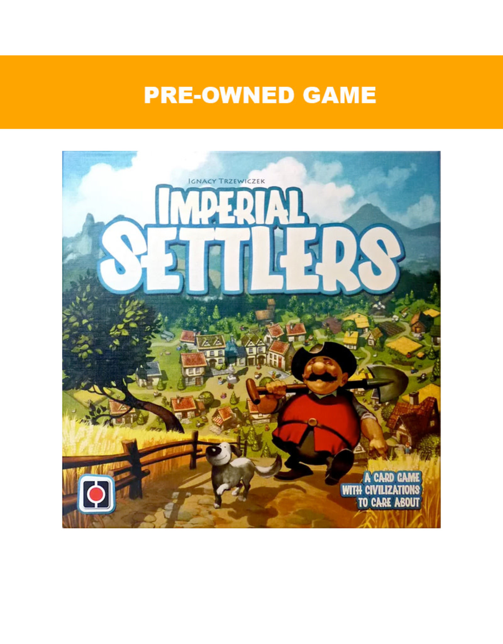 Portal Games (Pre-Owned Game) Imperial Settlers