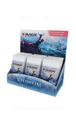 Wizards of the Coast MTG Kaldheim Set Booster (30) Display Box (Pre-Order)