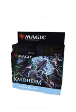 Wizards of the Coast MTG Kaldheim Collector Booster (12) Display Box (Pre-Order)