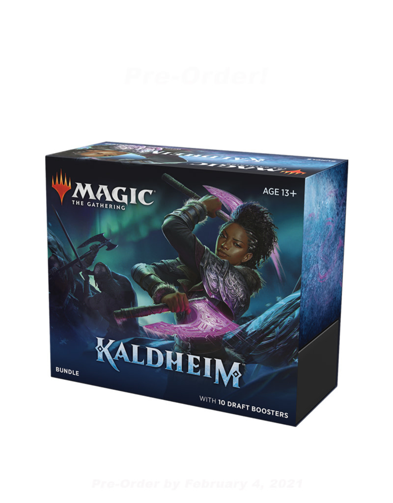 Wizards of the Coast MTG Kaldheim Bundle (Pre-Order)