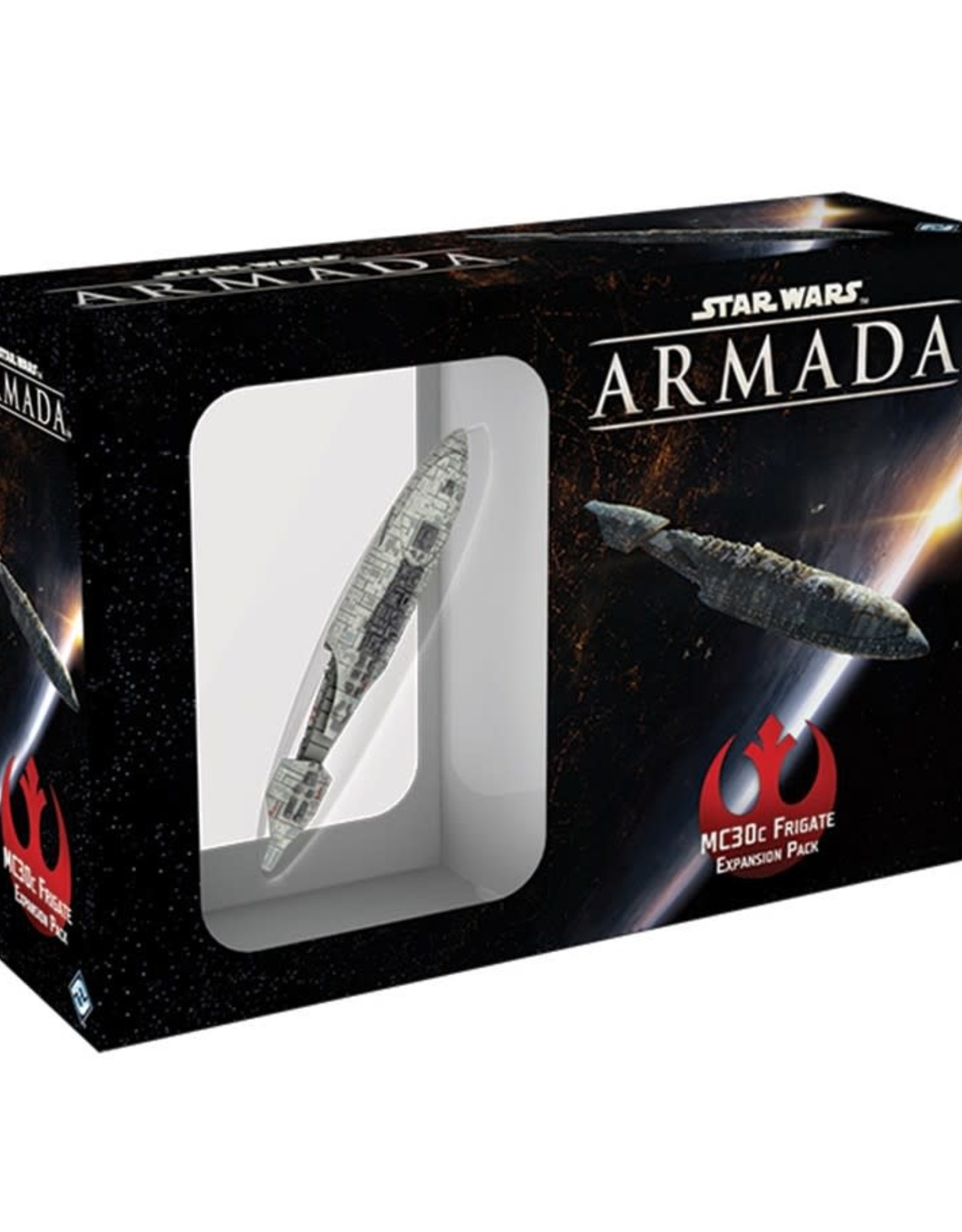 Fantasy Flight Games Star Wars Armada MC30-C Frigate