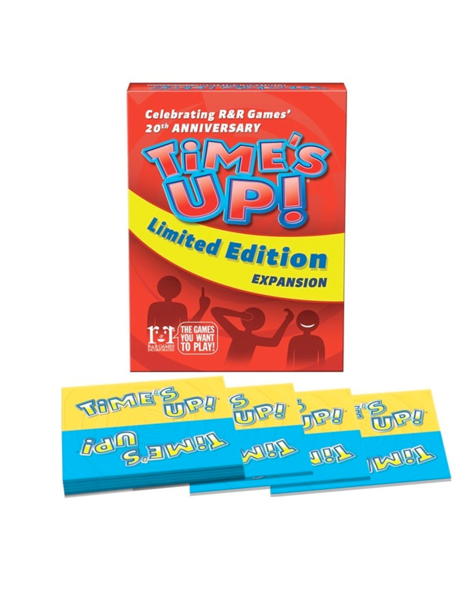 R&R Games Time's Up! Limeted Edition Expansion