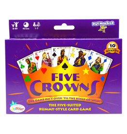 Play Monster Games Five Crowns