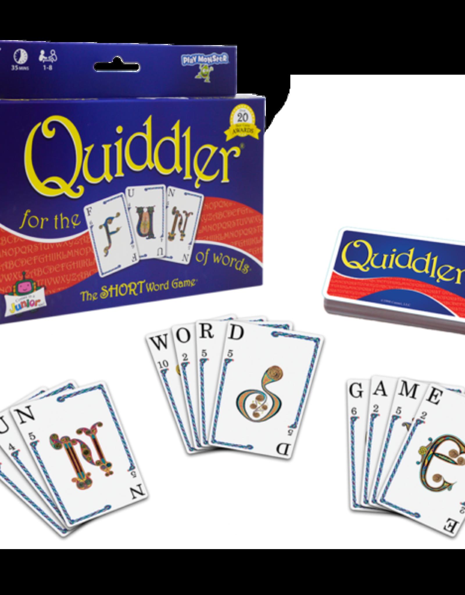 Play Monster Games Quiddler