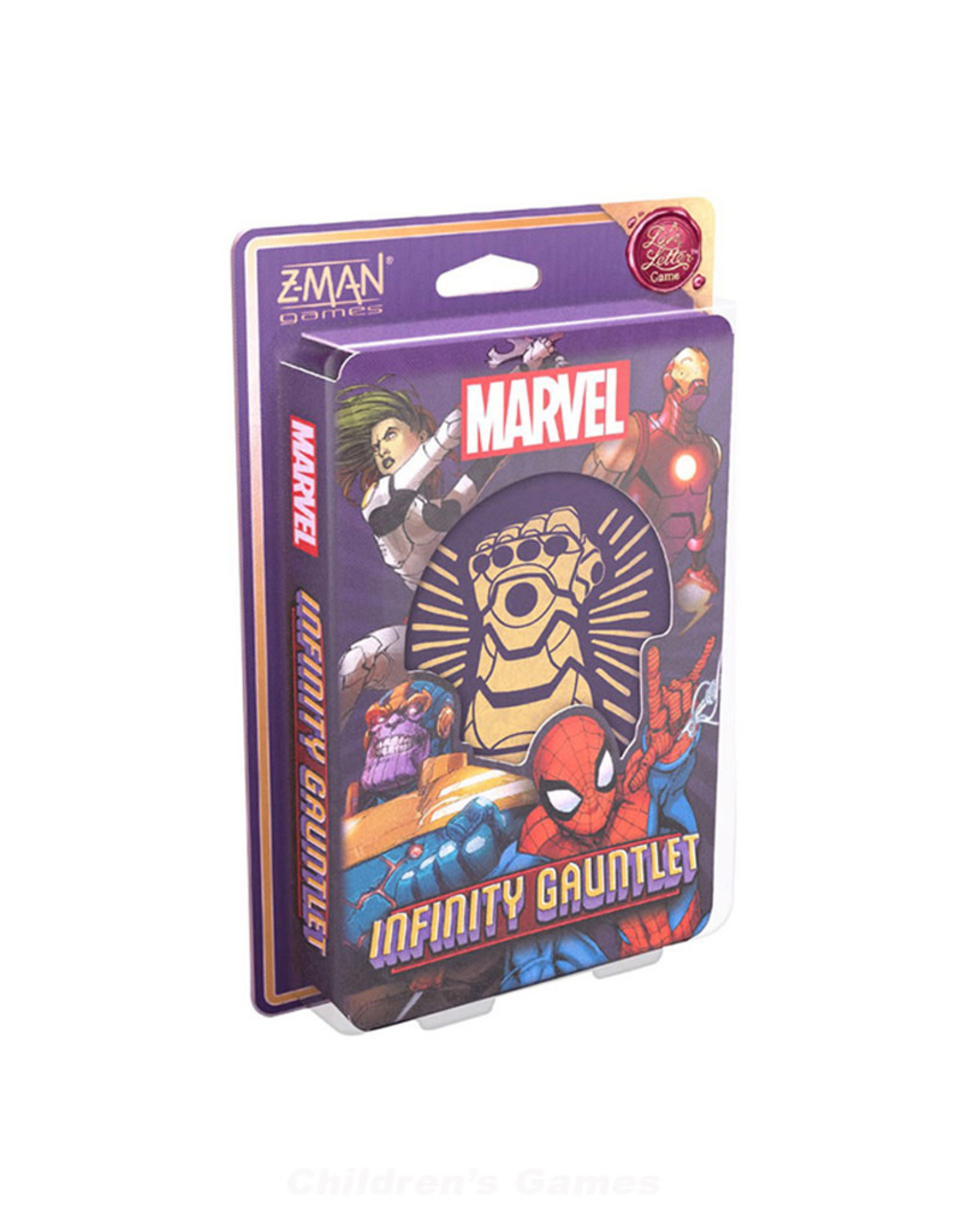 Z-Man Games Infinity Gauntlet: A Love Letter Game