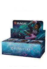Wizards of the Coast MTG Draft Booster Box (36) Kaldheim